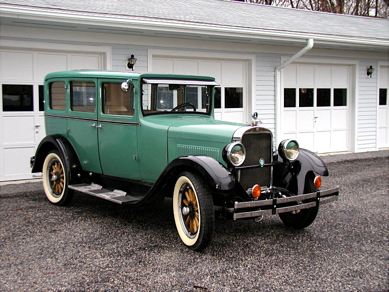 1928 dodge 4 door sedan private collection andys