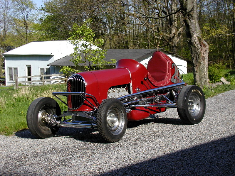60 car midget sale v8
