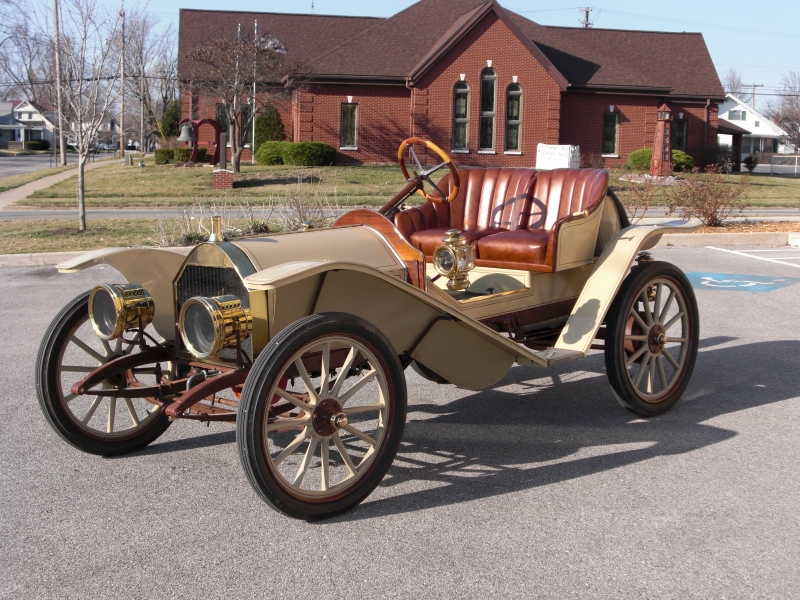 1910 Hupmobile 20 Runabout Private Collection Andys